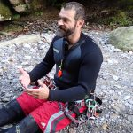 Guides beim Canyoning