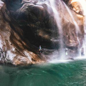 Canyoning-Camp-Tessin