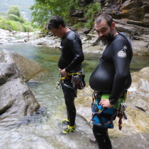 Canyoning Tagestour Tessin