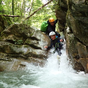 Canyoning-Camp-Gardasee-1