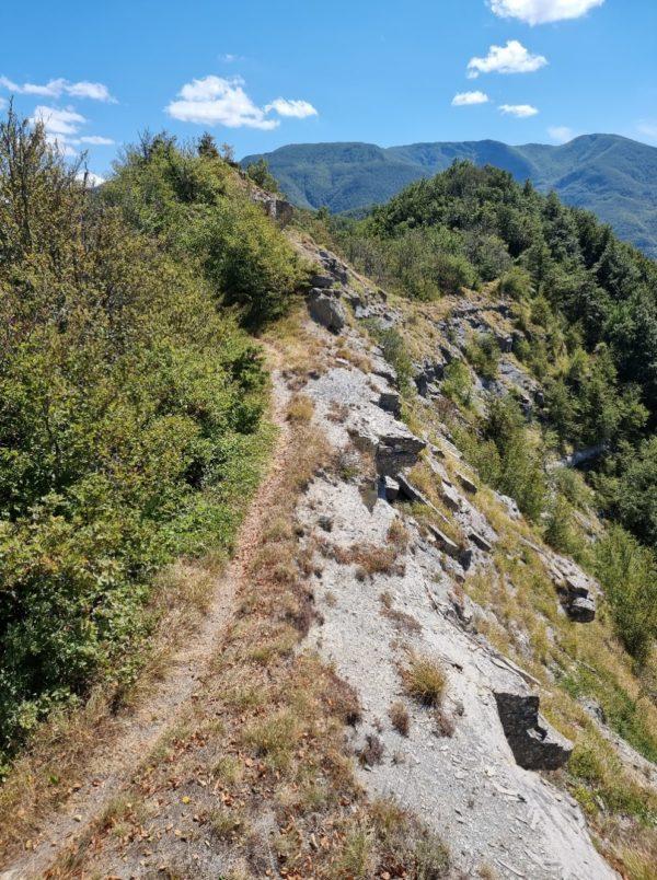 Wanderweg Toskana